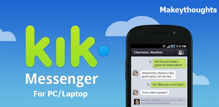 Download Kik Messenger for Pc