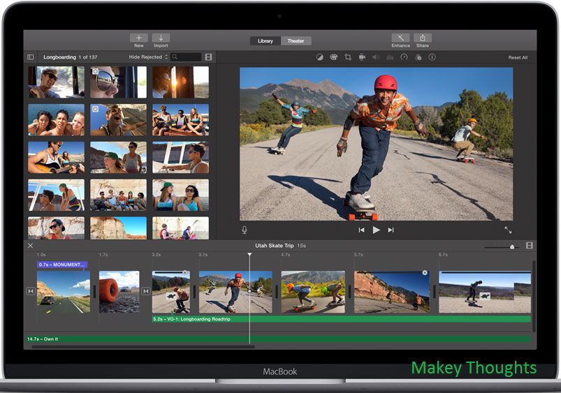 iMovie for Mac Os