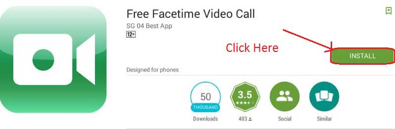 Install facetime for pc