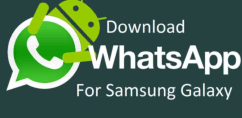 whatsapp download for samsung galaxy