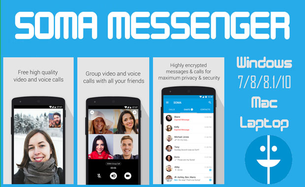 Soma messenger for pc