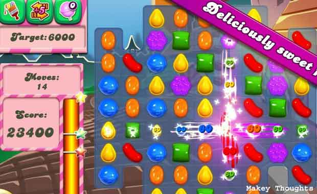 candy crush saga game free  for mac