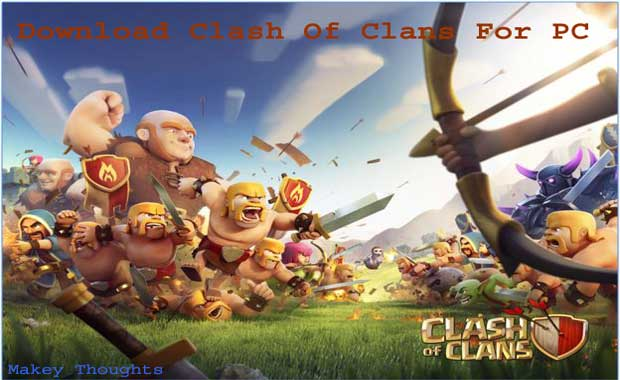 clash of clans game free  for windows 7 ultimate