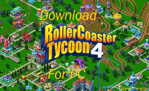Download roller coaster tycoon demo free