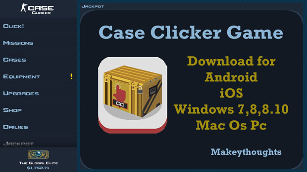 Download Case Clicker for Pc Windows Mac