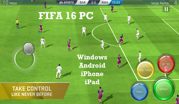 FiFa 16 for Pc Windows Mac Android