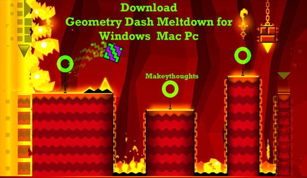 Geometry Dash Meltdown for Pc Windows