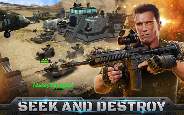 Mobile strike for Pc windows
