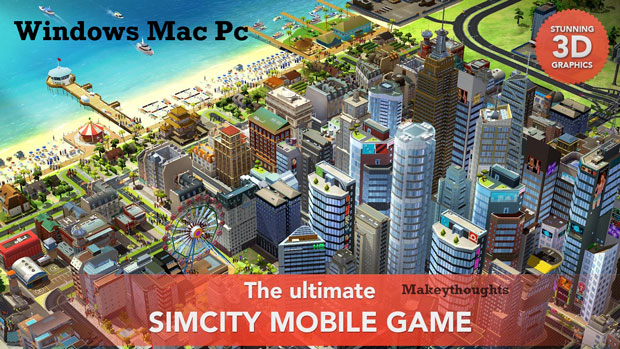 Simcity Buidit for Pc Windows Mac Laptop