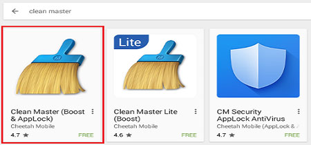 Download Clean Master for Pc Windows