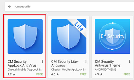 Cm Security for Pc Installation