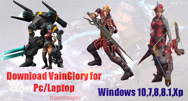Vainglory for Pc,Laptop