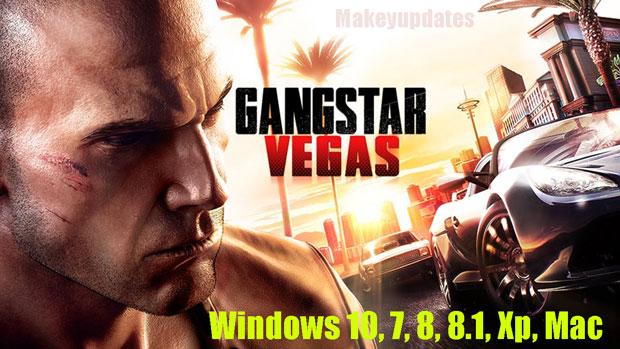Downlaod Gangstar Vegas for Pc on Windows 10