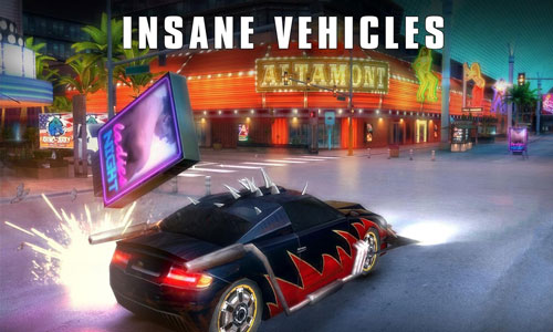 Download Gangstar Vegas apk