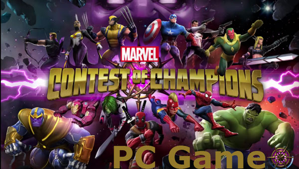Download and Install Marvel Contest of Champions for Pc