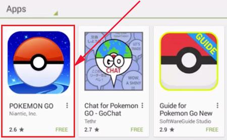 Install Pokemon go on Pc,Laptop with Bluestacks
