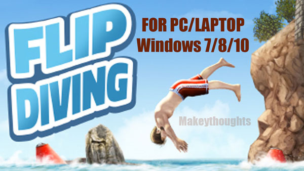 Flip Diving for Pc download