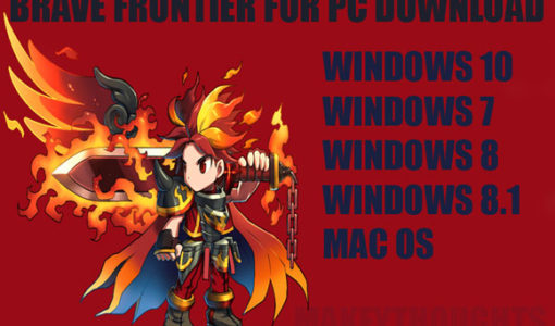 download-brave-frontier-for-pc